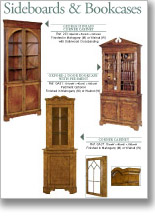 Sideboards and Bookcases